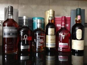 scotch and tins