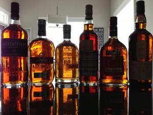 scotch lit up