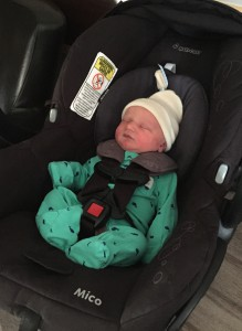 Jude ready to go home
